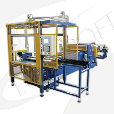 Automatic Rolling Line 4 Rolls