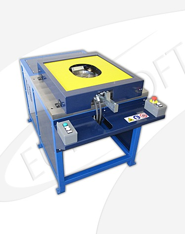 Sector expander machine