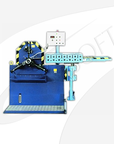 Machine for flex double wall