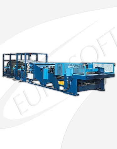 Cutting and bending line