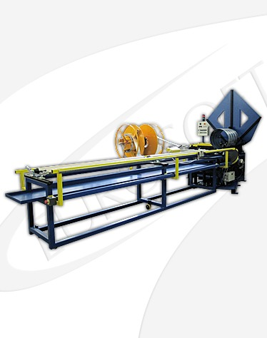 Spiral Tube Machine